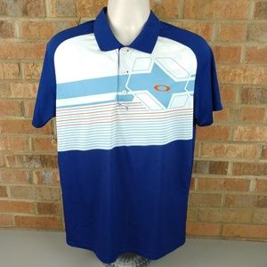 Oakley Hydrolix Golf Polo Shirt